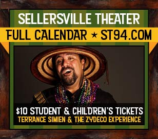 Celebrate summer at the Sellersville Theater with a dance party with Terrance Simien & The Zydeco Experience! On August 20, 2017, everyone is welcome to the CREOLE FOR KIDZ matinee where $10 kids tickets and an afternoon of dancing make for a great experience for the whole family! This groundbreaking multicultural performing arts program has reached over 500,000 students, K-12 through college around the globe. Or join us in the evening for a legendary live Zydeco performance! Terrence Simien & The Zydeco Experience have performed for over three decades, for the likes of presidents and global ambassadors and are guaranteed to get you on your feet!