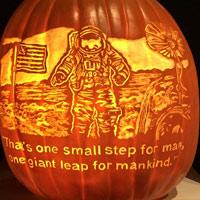 DaVinci Science Center Pumpkin Lane