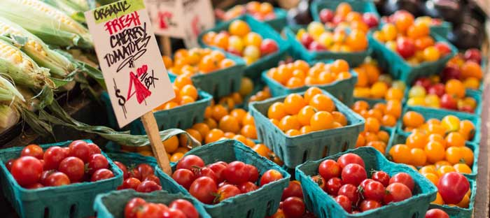 Support the Frenchtown Farmers Market in Hunterdon County, NJ