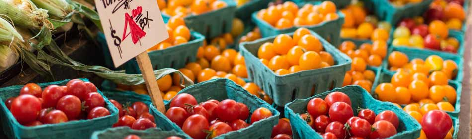 Farmers Markets, Farm Fresh Produce, Baked Goods, Honey in the Frenchtown, Hunterdon County NJ area